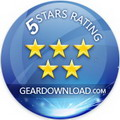 Awarded 5/5 Stars On The GearDownload