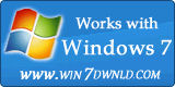 Works with Windows 7 award